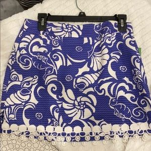 NWT LILLY PULITZER SKIRT